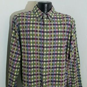 The Territory Ahead men long sleeve button up shir